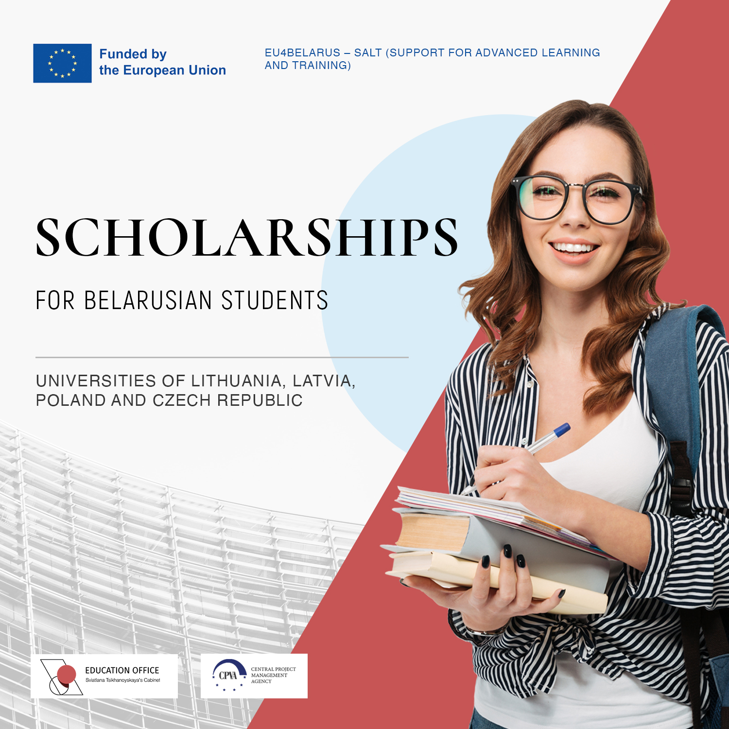 Scholarships for Belarusian students